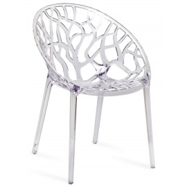 Läpinäkyvä Chrystal Outdoor Chair Replica