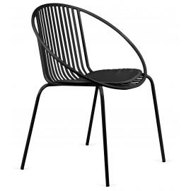 Bali Metallstuhl für den Garten