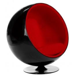 Replica Ball Chair van Eero Saarinen