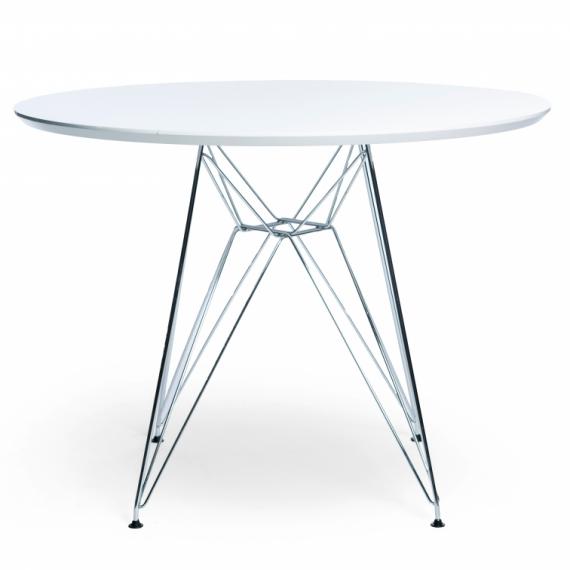 furmod Eamesin tornityylinen pöytä (100 cm)