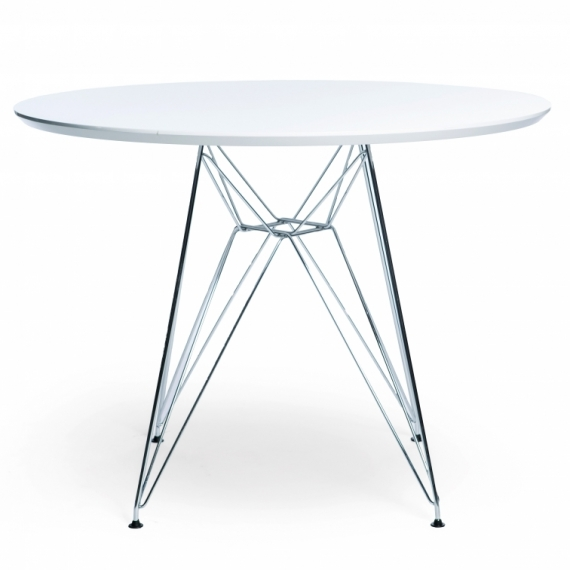 furmod Eames Tower-stijl tafel (100 cm)
