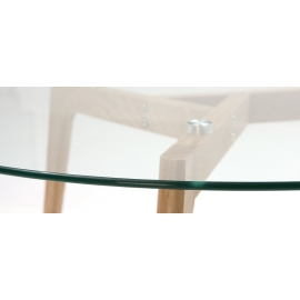 furmod Mesa Ancona Glass