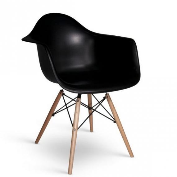 "Stuhl Bristol Wood XL ""New Edition"" - Designerstühle"