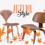 Authentic designer chairs