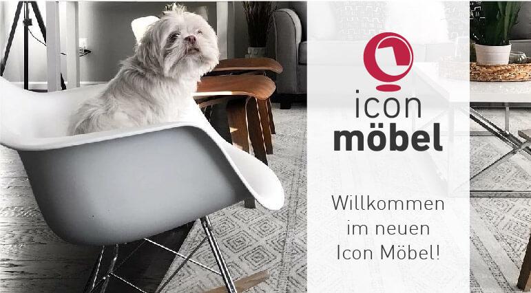 Willkommen im neuen Icon Möbel!