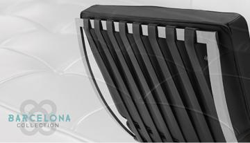 Der Barcelona Sessel, Ikone des Designs des 20. Jahrhunderts