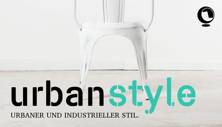 Möbel im Industriestil , die Großen des Urban- und Industriestils
