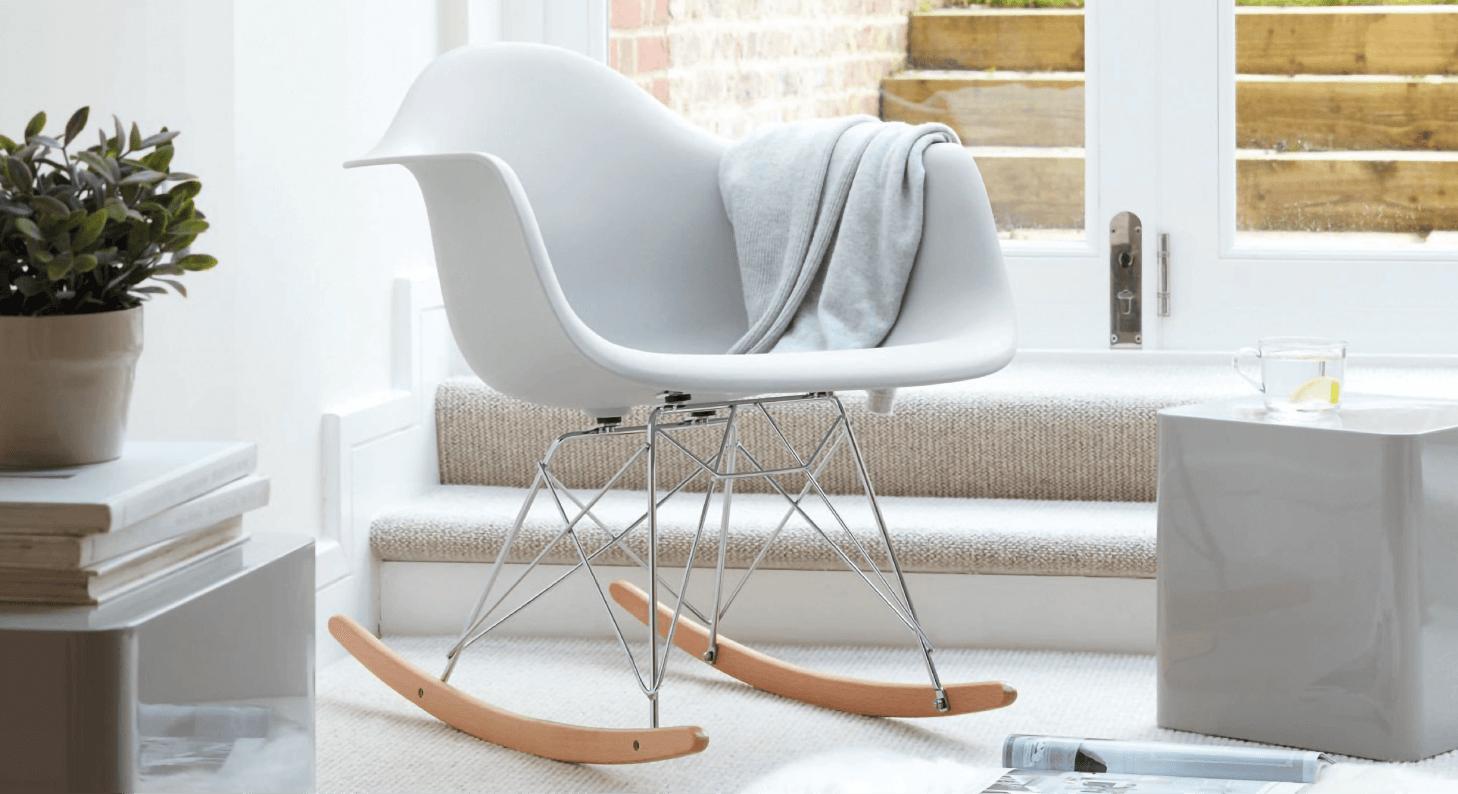 sillas balancín de diseño