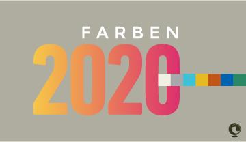 Deko-Trendfarben für 2020