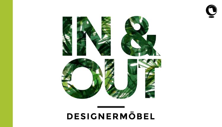 Drinnen oder Draußen? Designermöbel In&Out