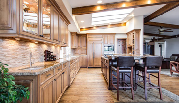 Möbel aus Holz. Dekorationsideen, die in Ihrem Zuhause nicht fehlen dürfen.