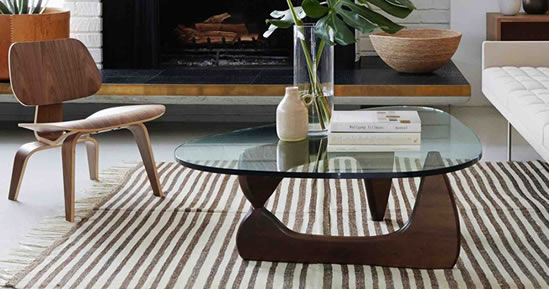 Noguche-design-stůl-káva-ikona-nábytek