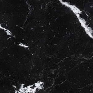 Schwarzer Marmor